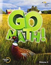 Go Math!: Student Edition Volume 2 Grade 5 2015