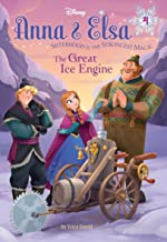 Anna & Elsa #4: The Great Ice Engine (Disney Frozen) (A Stepping Stone Book(TM))