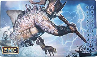 White Wizard Games Epic World Sea Tital Playmat Card Games