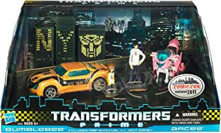 Transformers Prime Bumblebee and Arcee NYCC Exclusive Action Figure 2 Pack