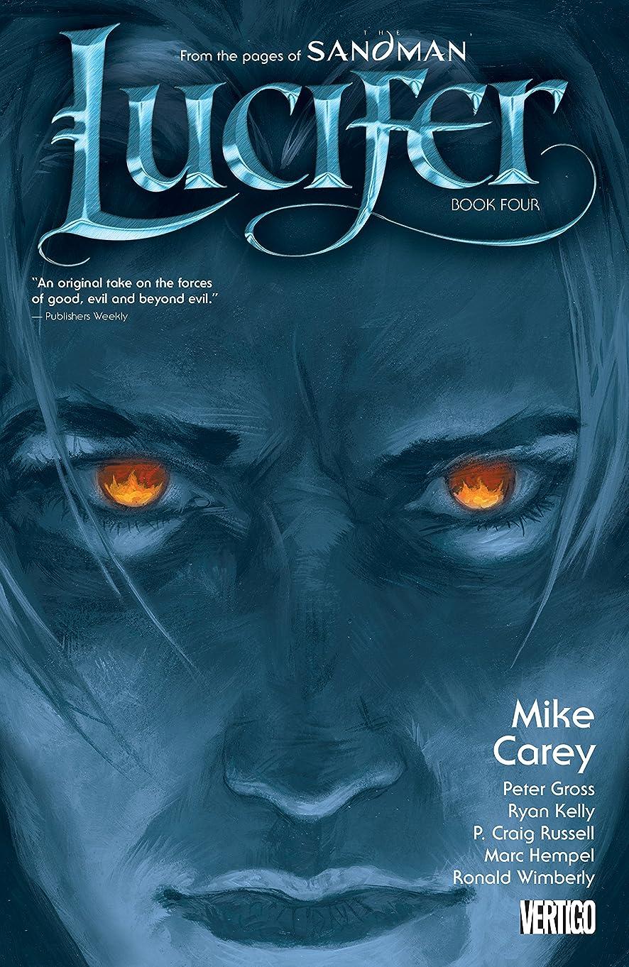 プレーヤー病者作者Lucifer Book Four (English Edition)