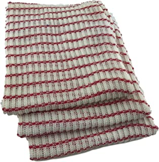 Worlds Best Dish Cloths - Set of 12 (Red)