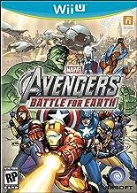 Marvel Avengers Battle for Earth - Trilingual - WiiU - Wii U Standard Edition