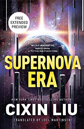 Supernova Era Sneak Peek (English Edition)