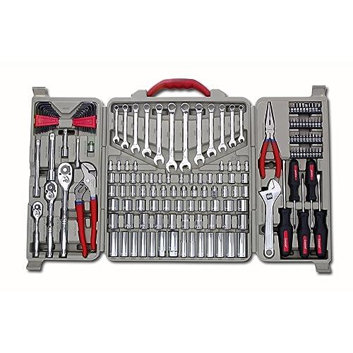 Crescent 170-Piece Mechanics Tool Set [Discontinued by Manufacturer]