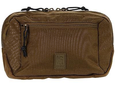Chrome Zip Top Waistpack (Ranger Tonal) Bags