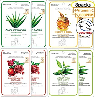 Best alcohol free sheet mask Reviews
