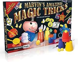 Marvin's Magic Amazing Magic Tricks (Box of 225)