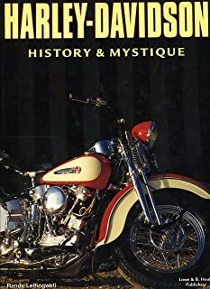 Harley Davidson History and Mystique