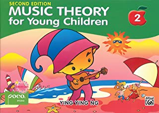 Music Theory for Young Children - Book 2