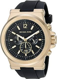 Michael Kors Men's Dylan Black Watch MK8445