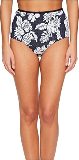 Seafolly - Royal Horizon High-Waisted Pants