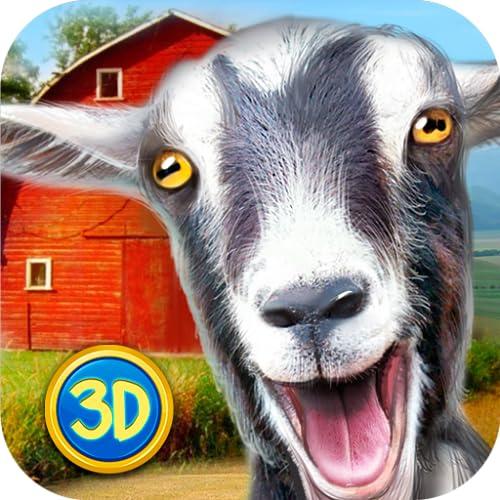 Goat Quest: Animal Simulator