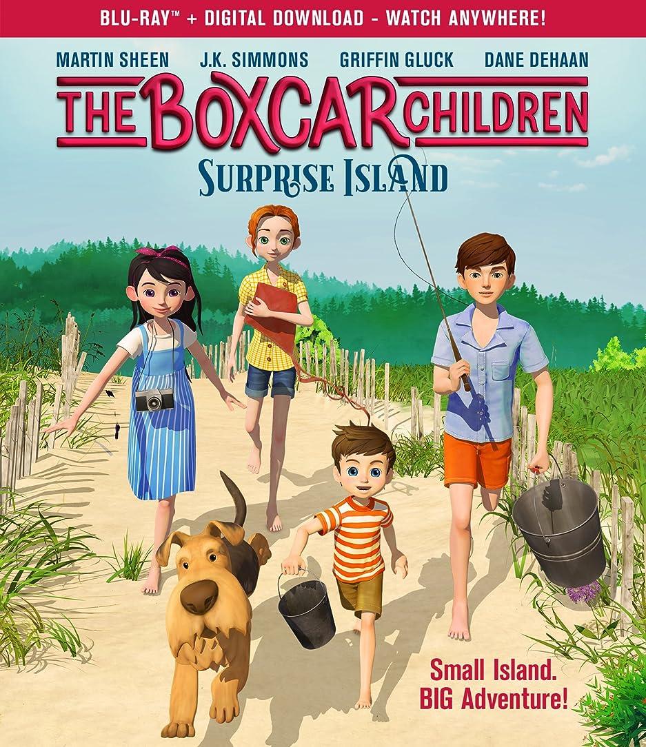 篭田舎概念Boxcar Children: Surprise Island / [Blu-ray]