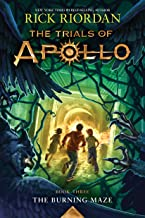 Download Book The Trials of Apollo, Book Three: The Burning Maze PDF