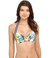 Tommy Bahama - Fleur de Lite Underwire Bikini Top