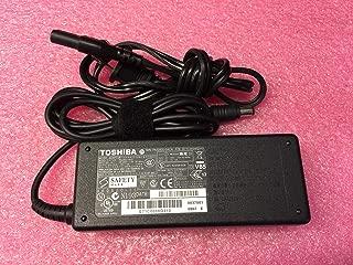 TOSHIBA PA3283U-5ACA 15VDC, 5A AC ADAPTER WITH BARREL CONNECTOR, O.D. - 6.5MM, I.D. - 3MM