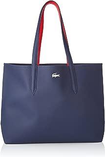 Lacoste NF2142AA Anna Shopping Bag, Peacoat Salsa