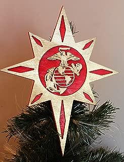 Best usmc christmas tree topper Reviews