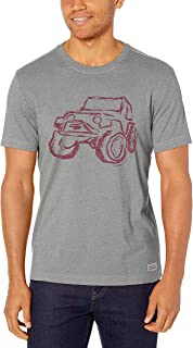 Mens Graphic T-Shirts Crusher Collection