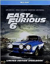 Fast & Furious 6 Steelbook [Blu-Ray] (English audio. English subtitles)