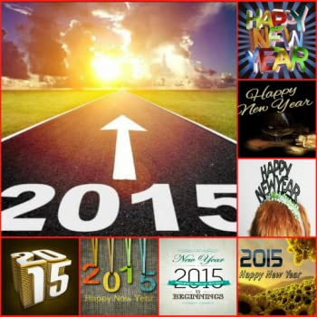 Happy New Year 2015 Quotes & Cards