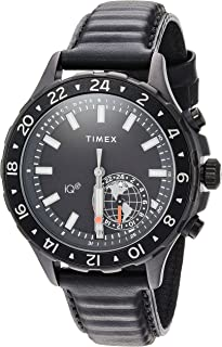 Timex IQ+ Move Multi-Time Activity Tracker Smart Watch