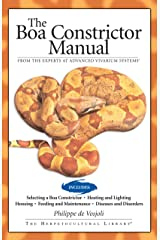 Boa Constrictor Manual (Advanced Vivarium Systems) Kindle Edition