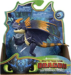 DreamWorks Dragons, Wild Nadder, Dragon Figure with Moving Parts
