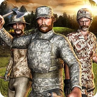 Jungle Survival Squad Escape Story Rules Of Survivor Adventure Mission: Warrior Heroes Survival Evolution Thrilling 3D Action Games Free For Kids 2018