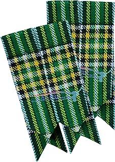 Scottish Traditional Irsih Kilt Flashes