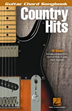 Country Hits - Guitar Chord Songbook