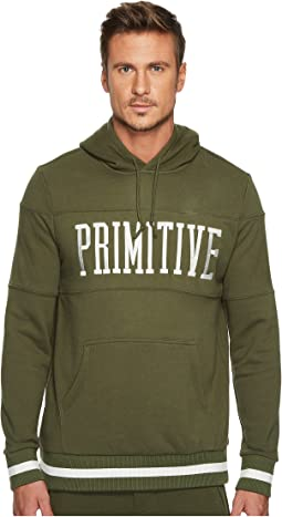 Primitive - League Piped Hood Sweater