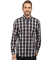 Nautica - Long Sleeve Large Plaid Shirt