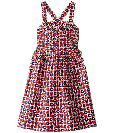 Gucci Kids Fruit Dress (Little Kids/Big Kids) (Ivory Multi) Girl