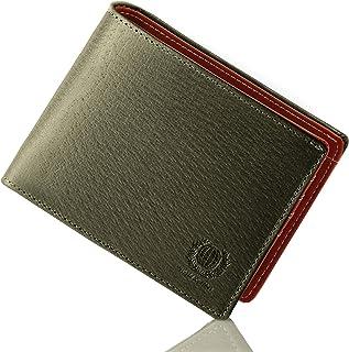 TOMMY JONSON ジャパンレザー 本革 二つ折り財布 軽量 YKKファスナー ピッグスキン