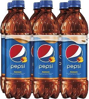 Pepsi Regular 16.9oz 6Pk, Mango, 101.4 Fl Oz