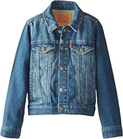 Levi's® Kids Knit Trucker Jacket (Toddler)