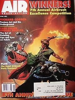 Airbrush Action Magazine - May/June 1993 (Volume 9, Number 1)