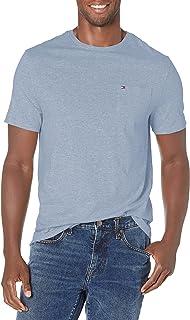 تی شرت آستین کوتاه مردانه تامی هیلفیگر با جیب
