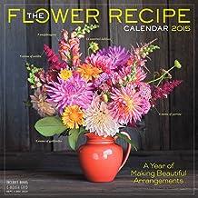 The Flower Recipe 2015 Calendar