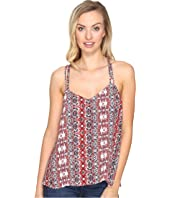 Jack by BB Dakota - Marjoram Printed Strap Tank Top
