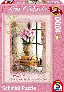 Schmidt Gail Marie Love Premium Quality Jigsaw Puzzle (1000-Piece)