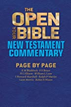 The Open Your Bible New Testament Commentary: Page by Page (Open Your Bible Commentary Book 2)