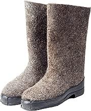 Valenki Russian Traditional Rubberized Winter Felt Boots 100% Wool