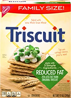 Triscuits, Reduced Fat, 12 oz