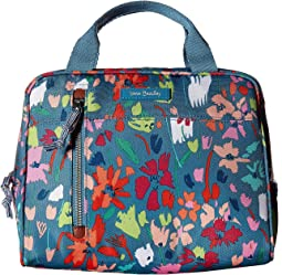 e07228ed3296 Vera bradley lighten up lunch cooler katalina pink