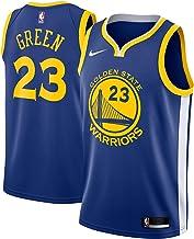 Nike Draymond Green Golden State Warriors NBA Youth 8-20 Royal Blue Road Icon Edition Swingman Jersey