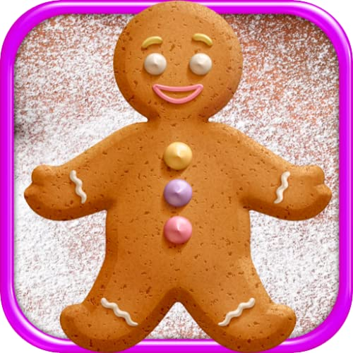 Gingerbread Cookies: Make & Bake