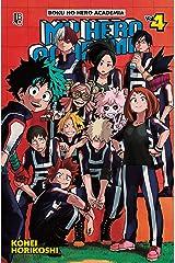 My Hero Academia vol. 04 eBook Kindle
